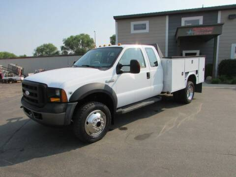 2006 Ford F-450 Super Duty for sale at NorthStar Truck Sales in Saint Cloud MN