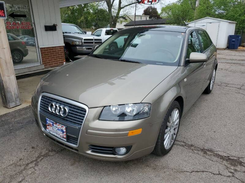 2006 Audi A3 for sale at New Wheels in Glendale Heights IL