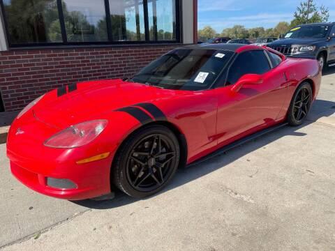 2005 Chevrolet Corvette for sale at Azteca Auto Sales LLC in Des Moines IA