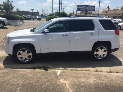 2012 GMC Terrain for sale at Bobby Lafleur Auto Sales in Lake Charles LA