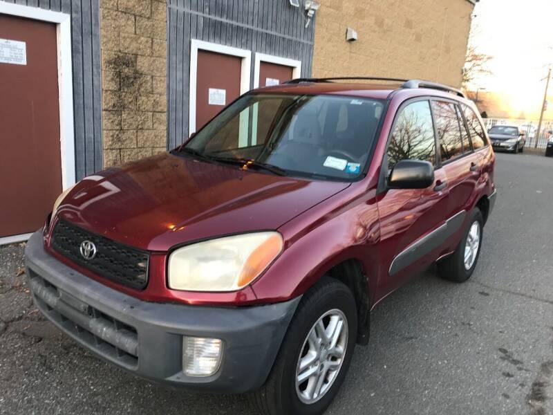2002 Toyota RAV4 for sale at Cars 2 Love in Delran NJ