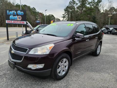 2009 Chevrolet Traverse for sale at Let's Go Auto in Florence SC