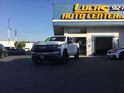 2019 Chevrolet Silverado 1500 for sale at Lucas Auto Center in South Gate CA
