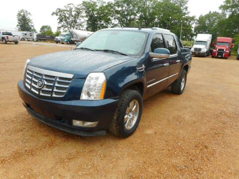 2007 Cadillac Escalade EXT for sale at Cooper's Wholesale Cars in West Point MS
