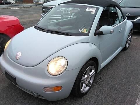 2005 Volkswagen New Beetle for sale at Delong Motors in Fredericksburg VA