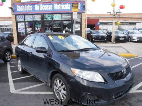 2010 Toyota Corolla for sale at West Oak in Chicago IL