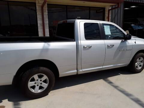 2012 RAM Ram Pickup 1500 for sale at SELECT A CAR LLC in Houston TX