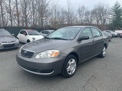 2006 Toyota Corolla for sale at Dream Auto Group in Dumfries VA