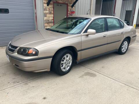 2003 Chevrolet Impala for sale at Dakota Auto Inc. in Dakota City NE