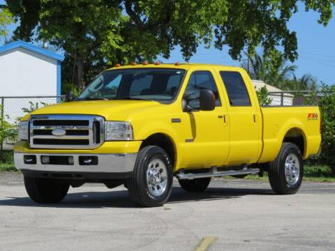 2005 Ford F-250 Super Duty for sale at DK Auto Sales in Hollywood FL