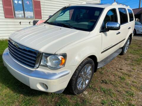 2007 Chrysler Aspen for sale at Richard C Peck Auto Sales in Wellsville NY