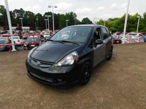 2007 Honda Fit for sale at Paniagua Auto Mall in Dalton GA