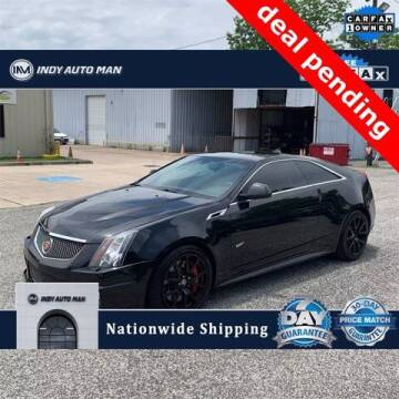 2015 Cadillac CTS-V for sale at INDY AUTO MAN in Indianapolis IN