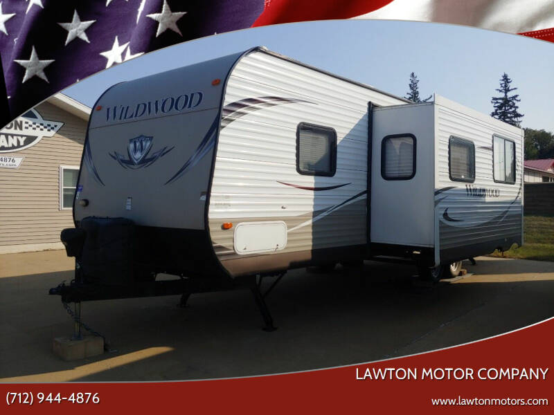 2014 Wildwood 30KQBSS for sale at Lawton Motor Company in Lawton IA