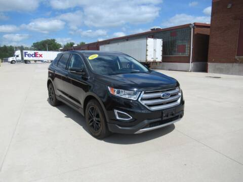 2016 Ford Edge for sale at Perfection Auto Detailing & Wheels in Bloomington IL