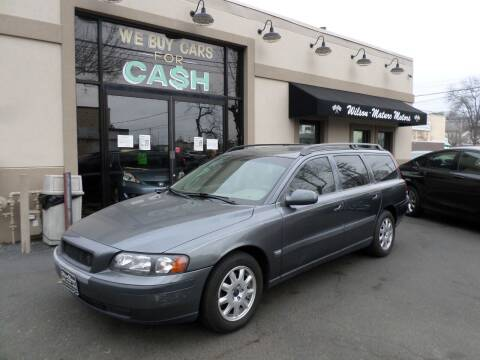 2003 Volvo V70 for sale at Wilson-Maturo Motors in New Haven Ct CT