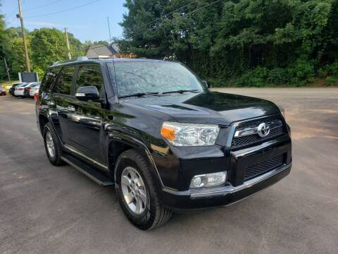 2011 Toyota 4Runner for sale at GA Auto IMPORTS  LLC in Buford GA