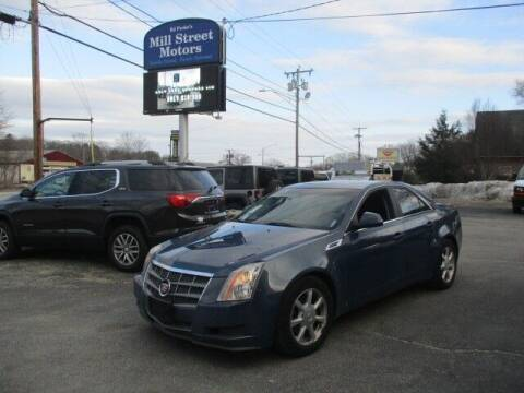 2009 Cadillac CTS for sale at Mill Street Motors in Worcester MA