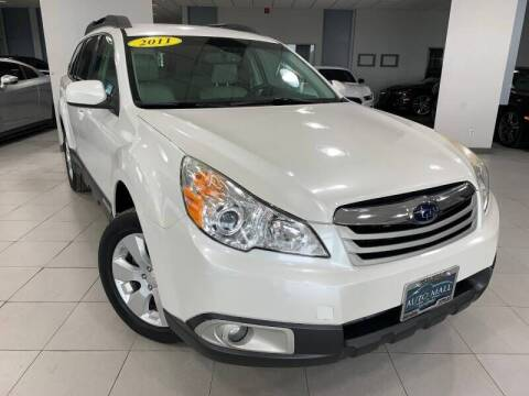 2011 Subaru Outback for sale at Cj king of car loans/JJ's Best Auto Sales in Troy MI