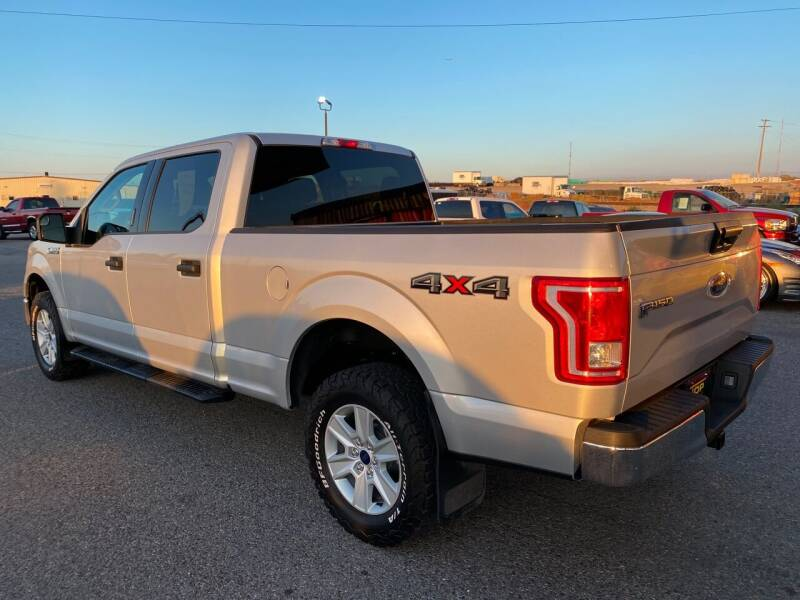 2017 Ford F-150 4x4 XLT 4dr SuperCrew 6.5 ft. SB - Idaho Falls ID