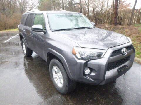2018 Toyota 4Runner for sale at Hickory Used Car Superstore in Hickory NC