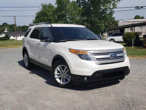 2011 Ford Explorer for sale at Auto Mart in Kannapolis NC