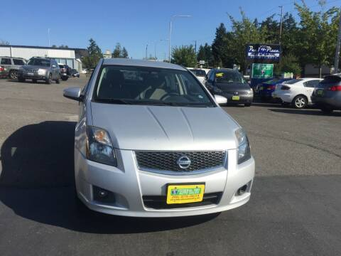 2012 Nissan Sentra for sale at Federal Way Auto Sales in Federal Way WA