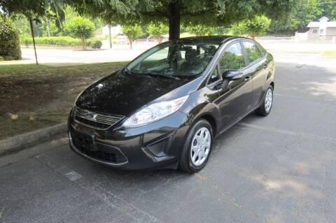 2013 Ford Fiesta for sale at Key Auto Center in Marietta GA