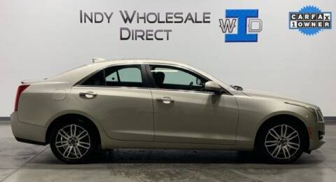 2015 Cadillac ATS for sale at Indy Wholesale Direct in Carmel IN