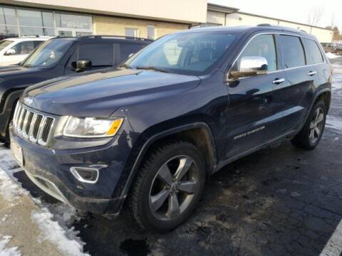 2014 Jeep Grand Cherokee for sale at MIG Chrysler Dodge Jeep Ram in Bellefontaine OH