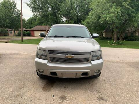 2009 Chevrolet Avalanche for sale at CARWIN MOTORS in Katy TX