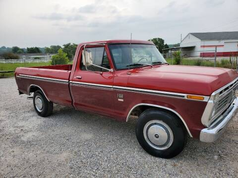 1973 Ford F-250 for sale at Grace Motors in Evansville IN