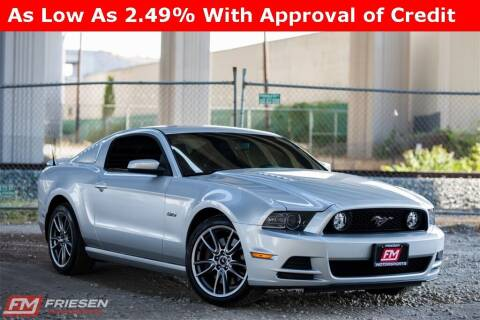 2014 Ford Mustang for sale at Friesen Motorsports in Tacoma WA