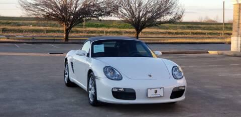 2006 Porsche Boxster for sale at America's Auto Financial in Houston TX