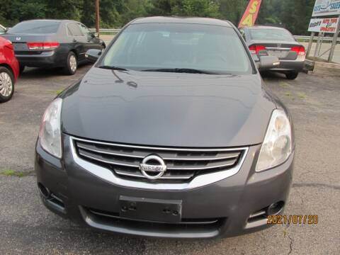2010 Nissan Altima for sale at Mid - Way Auto Sales INC in Montgomery NY