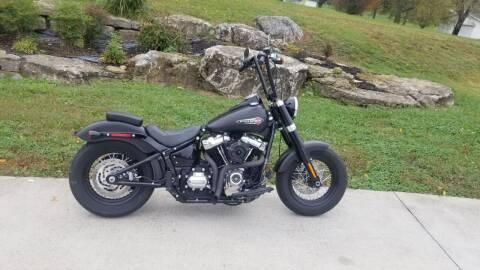 2019 Harley-Davidson FLSL for sale at HIGHWAY 12 MOTORSPORTS in Nashville TN