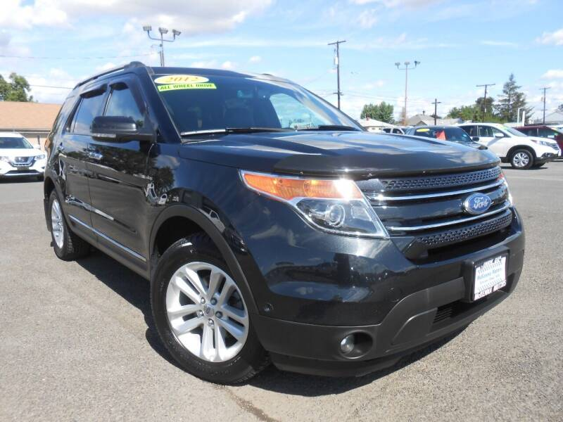 2012 Ford Explorer for sale at McKenna Motors in Union Gap WA