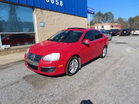 2010 Volkswagen Jetta for sale at Southern Auto Solutions - 1st Choice Autos in Marietta GA