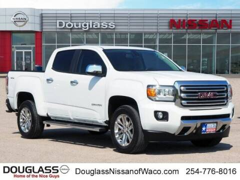 2015 GMC Canyon for sale at Douglass Automotive Group in Central Texas TX