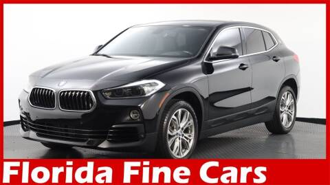 2018 BMW X2 for sale at Florida Fine Cars - West Palm Beach in West Palm Beach FL