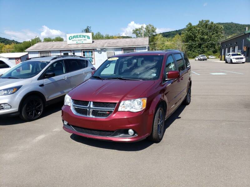 2017 Dodge Grand Caravan for sale at Greens Auto Mart Inc. in Wysox PA