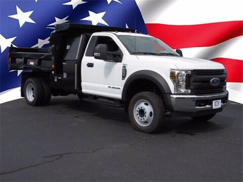 2019 Ford F-450 Super Duty for sale at Gentilini Motors in Woodbine NJ
