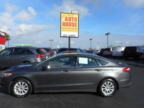 2015 Ford Fusion for sale at AUTO HOUSE WAUKESHA in Waukesha WI