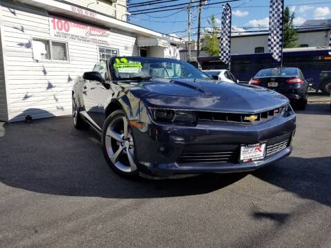 2014 Chevrolet Camaro for sale at GTR Auto Solutions in Newark NJ