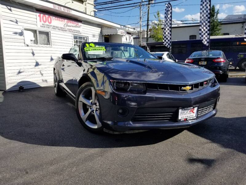 2014 Chevrolet Camaro for sale at GTR Auto Solutions in Newark NJ