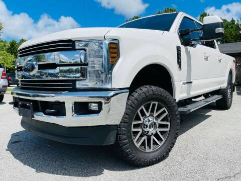 2019 Ford F-250 Super Duty for sale at Classic Luxury Motors in Buford GA