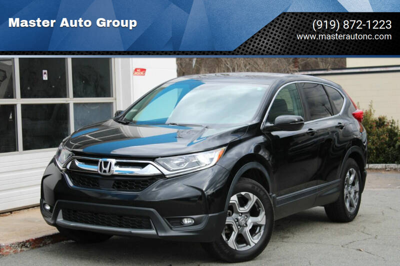 2018 Honda CR-V for sale at Master Auto Group in Raleigh NC