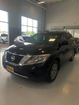 2013 Nissan Pathfinder for sale at Tom Peacock Nissan (i45used.com) in Houston TX