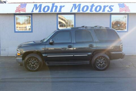 2006 Chevrolet Tahoe for sale at Mohr Motors in Salem OR