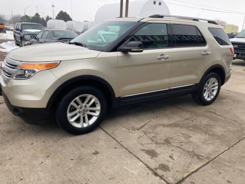 2011 Ford Explorer for sale at Dakota Auto Inc. in Dakota City NE